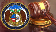 Missouri Attorney General Seal and Gavel