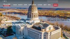 Missouri Bicentennial Website