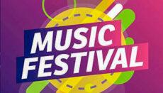 Music Festival Generic Graphic