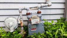Natural Gas Meter (Photo by Tim Carpenter-Kansas Reflector via Missouri Independent)
