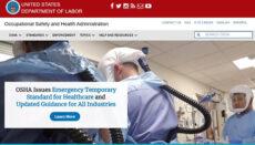 OSHA Website