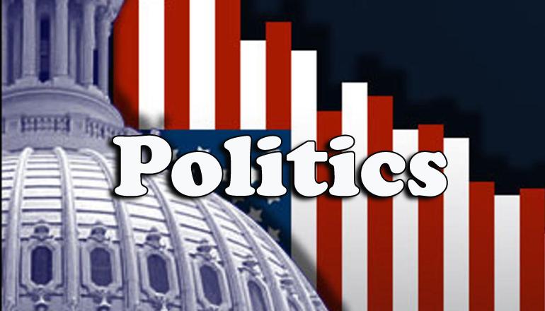 Politics or election or republican or Democrat graphic