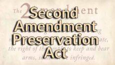 Second Amendment Preservation Act Graphic