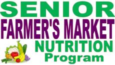 Senior Farmer's Nutrition Program Graphic