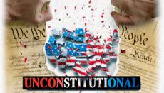 Unconstitutional news graphic