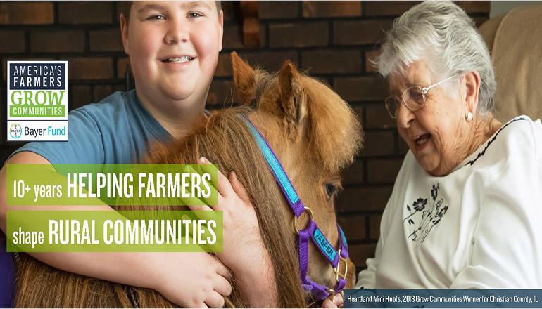 America's Farmers Grow website