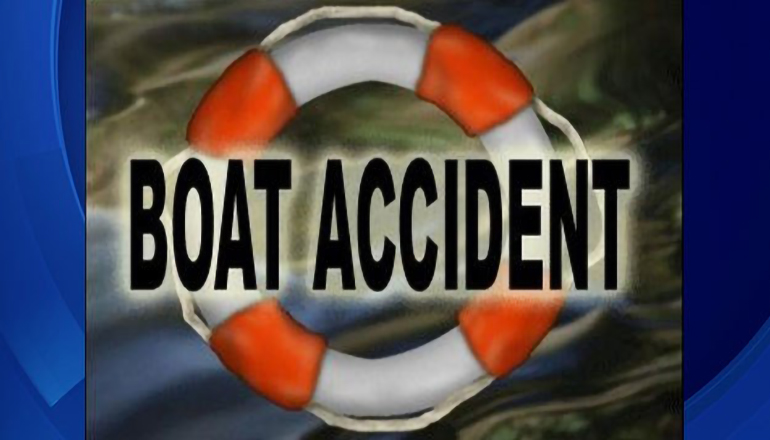 Boat Accident