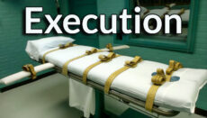 Execution Table in a prison