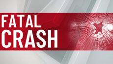Fatal Crash News Graphic