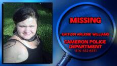 Kaitlyn Arlene Williams Missing