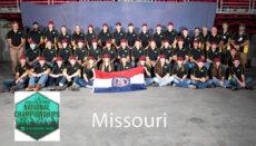 Missouri 4-H shooting sports teams won third-place honors at the 2021 4-H Shooting Sports National Championships