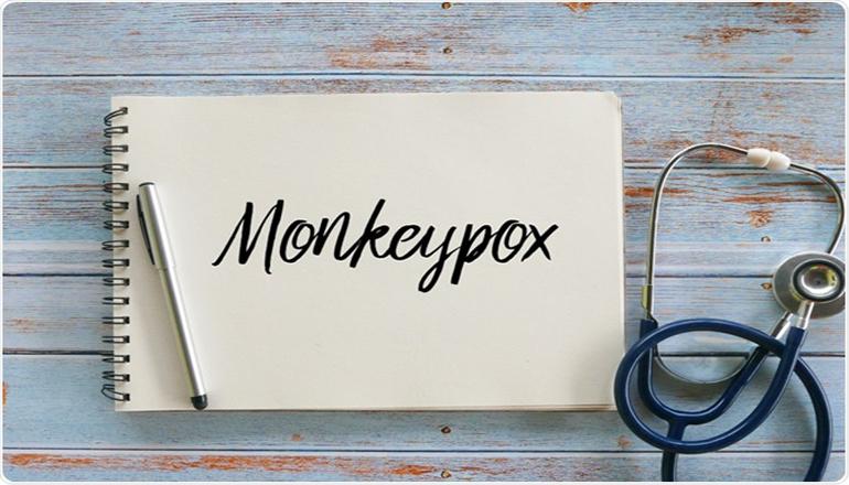 Monkeypox news graphic