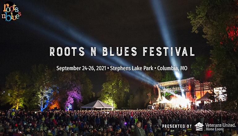 Roots N Blues Website 2021