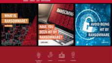 Stop Ransomeware Website