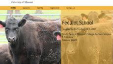 University Missouri Feedlot School Barton Campus
