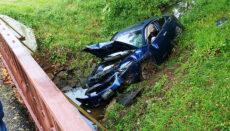 Vehicle Wreck with 4 Juvenile Occupants Simpson Park Chillicothe
