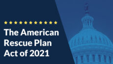 American Rescue Plan of 2021 graphic