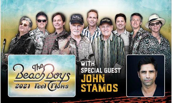 Beach Boys and John Stamos