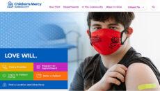 Children's Mercy Hospital Kansas CIty Website