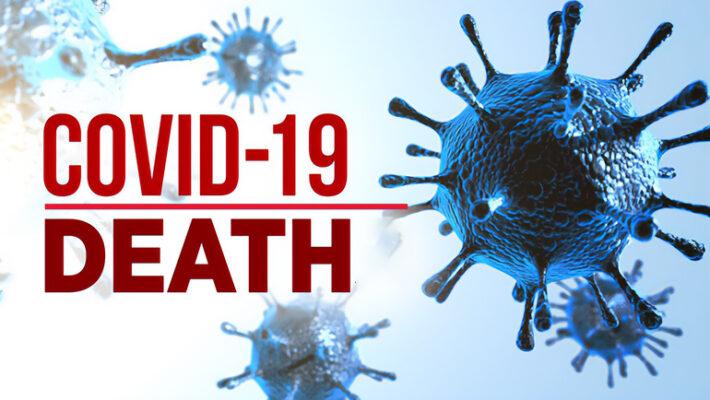 Coronavirus or COVID-19 Death
