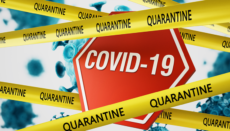 Coronavirus or COVID-19 Quarantine
