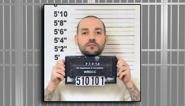 Daniel Briscoe Prison Photo