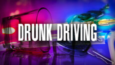 Drunk Driving news graphic