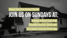Green City First Baptist Church