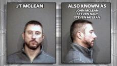 John McClean and alias names