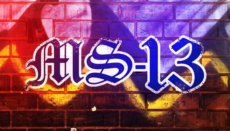 MS-13 Gang Logo