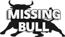 Missing Bull Sign