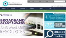 Missouri Department of Economic Development website