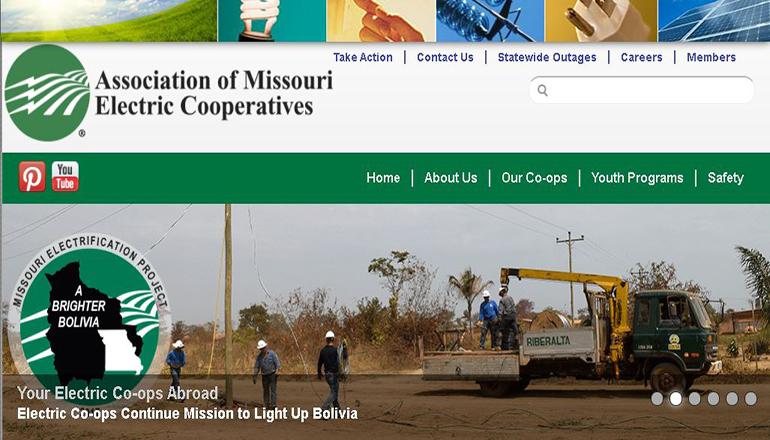 Association of Missouri Electric Cooperatives Website