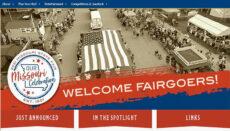 Missouri State Fair website 2021