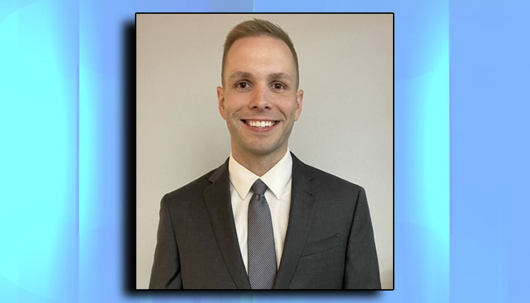 Photo of new GRM Networks CEO Mitchel Bailey