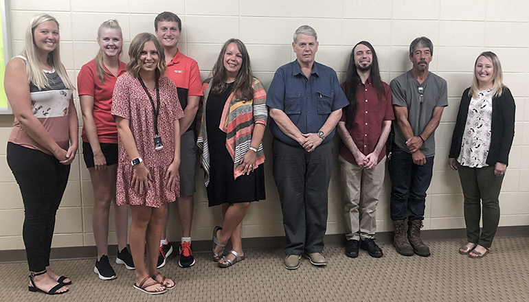NCMC New Faculty and Staff for Fall 20221