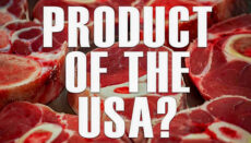 Product of the USA news graphic