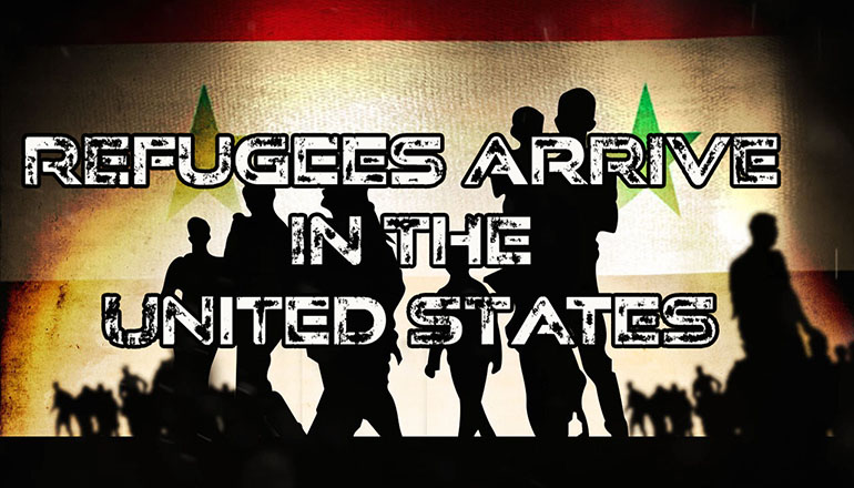 Refugees News Graphic