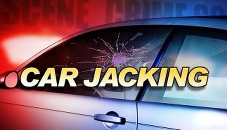 Car Jacking graphic