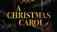 Christmas Carol Play Graphic