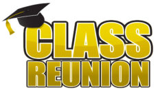 Class Reunion Black and Gold