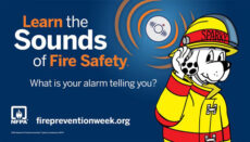 Fire Prevention Week 2021 Graphic
