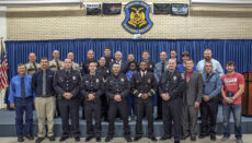 Group Photo of Missouri Public Safety Medals
