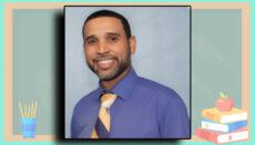 James Young, Missouri 2022 Teacher of the Year final