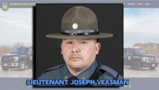 MSHP Lieutenant Joseph Veasman