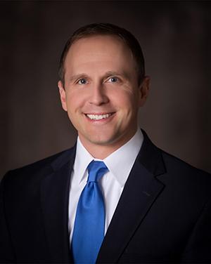 Missouri Farm Bureau President Garrett Hawkins
