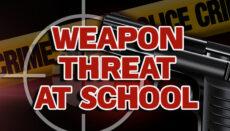 School Weapon Threat