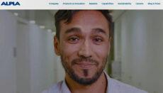 Alpla website