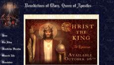 Benedictines of Mary Queen of Apostles Catholic Abbey website