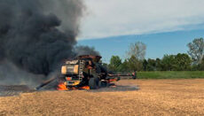 Combine Fire Route Y and Highway 190